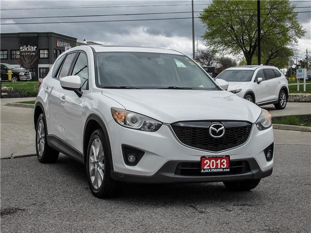 2013 Mazda CX-5 GT (Stk: 19-1128A) in Ajax - Image 3 of 23