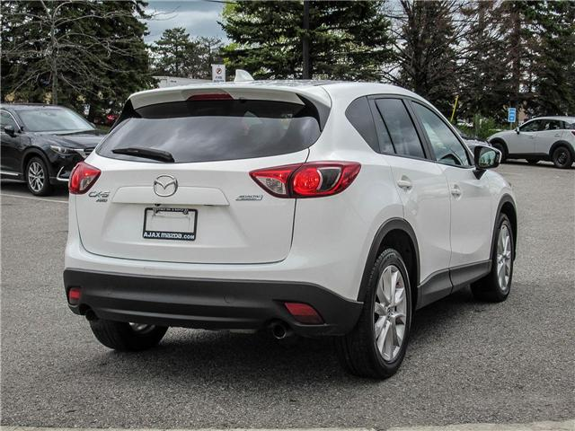 2013 Mazda CX-5 GT (Stk: 19-1128A) in Ajax - Image 5 of 23