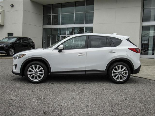 2013 Mazda CX-5 GT (Stk: 19-1128A) in Ajax - Image 8 of 23