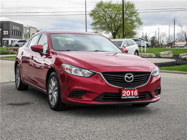 2016 Mazda MAZDA6 GS (Stk: P5106) in Ajax - Image 3 of 21