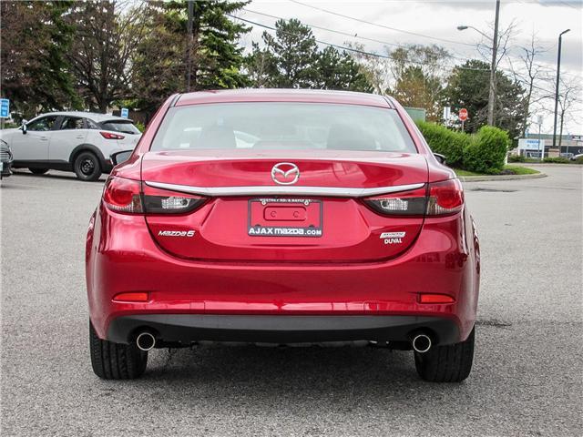 2016 Mazda MAZDA6 GS (Stk: P5106) in Ajax - Image 6 of 21