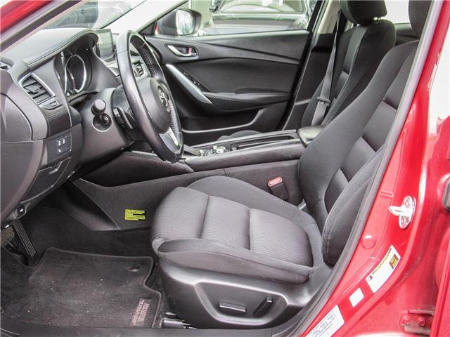 2016 Mazda MAZDA6 GS (Stk: P5106) in Ajax - Image 10 of 21