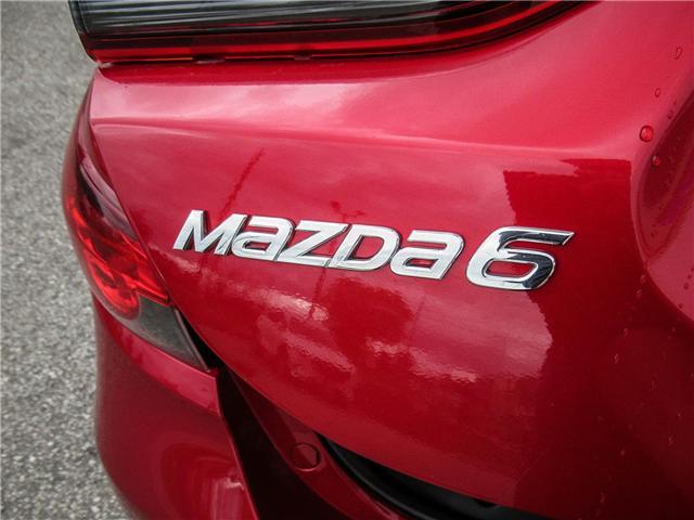 2016 Mazda MAZDA6 GS (Stk: P5106) in Ajax - Image 18 of 21