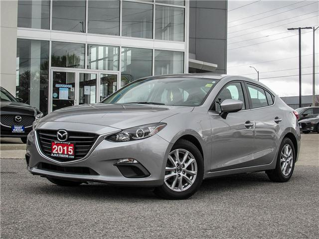 2015 Mazda Mazda3 GS (Stk: P5134) in Ajax - Image 1 of 22