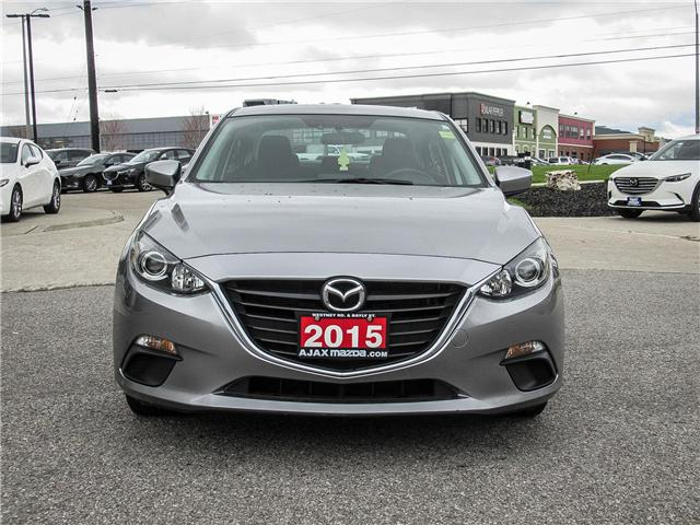 2015 Mazda Mazda3 GS (Stk: P5134) in Ajax - Image 2 of 22