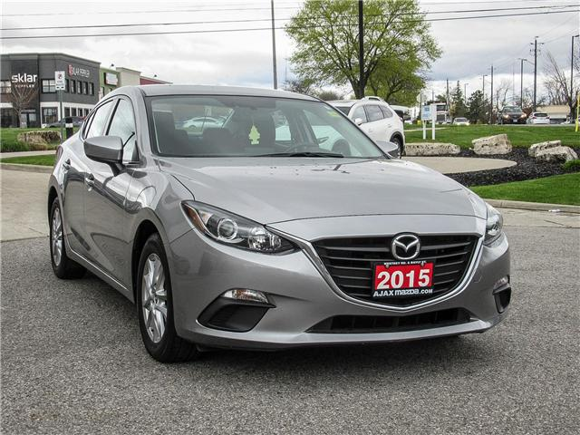 2015 Mazda Mazda3 GS (Stk: P5134) in Ajax - Image 3 of 22