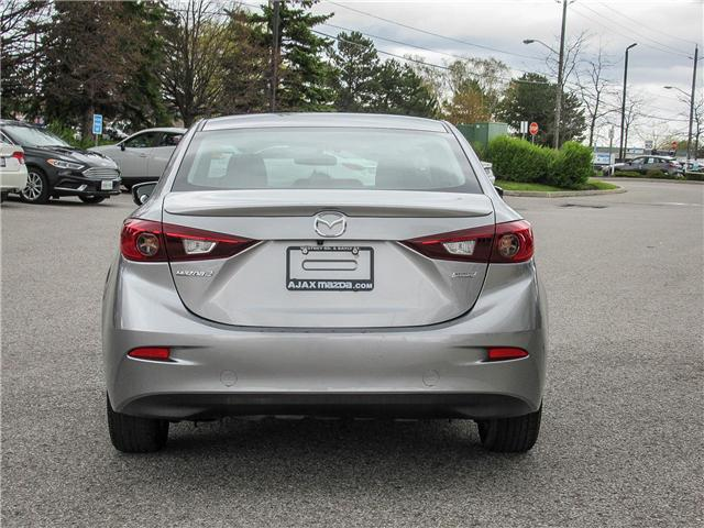 2015 Mazda Mazda3 GS (Stk: P5134) in Ajax - Image 6 of 22