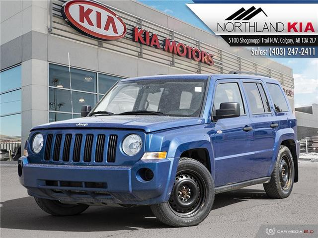 2009 Jeep Patriot Sport/North (Stk: 9FT3324A) in Calgary - Image 1 of 27