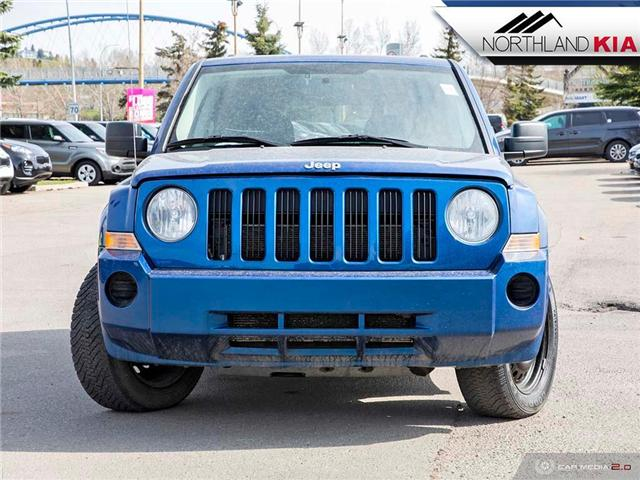 2009 Jeep Patriot Sport/North (Stk: 9FT3324A) in Calgary - Image 2 of 27