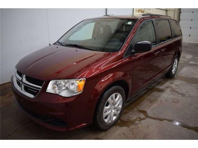 2018 Dodge Grand Caravan SE - FULL STOW N GO * SAT RADIO * LOW KM  (Stk: B3372A) in Kingston - Image 4 of 30