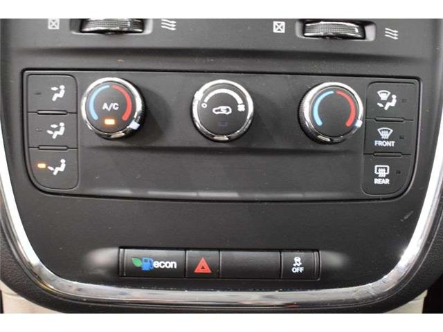 2018 Dodge Grand Caravan SE - FULL STOW N GO * SAT RADIO * LOW KM  (Stk: B3372A) in Kingston - Image 17 of 30