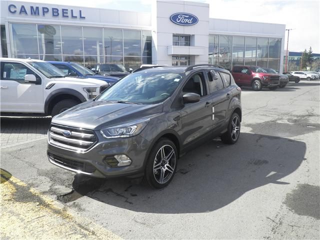 2019 Ford Escape SEL (Stk: 1914650) in Ottawa - Image 1 of 11