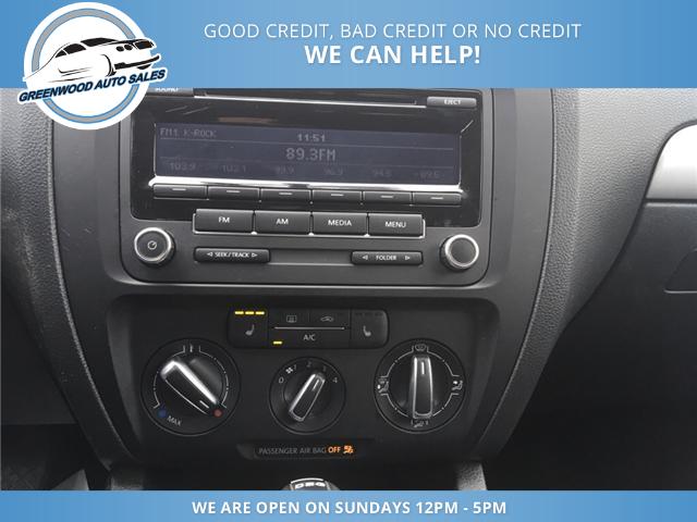 2013 Volkswagen Jetta 2.0 TDI Comfortline (Stk: 13-00434) in Greenwood - Image 11 of 18