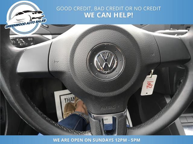2013 Volkswagen Jetta 2.0 TDI Comfortline (Stk: 13-00434) in Greenwood - Image 13 of 18