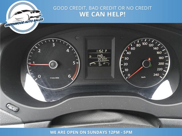 2013 Volkswagen Jetta 2.0 TDI Comfortline (Stk: 13-00434) in Greenwood - Image 14 of 18