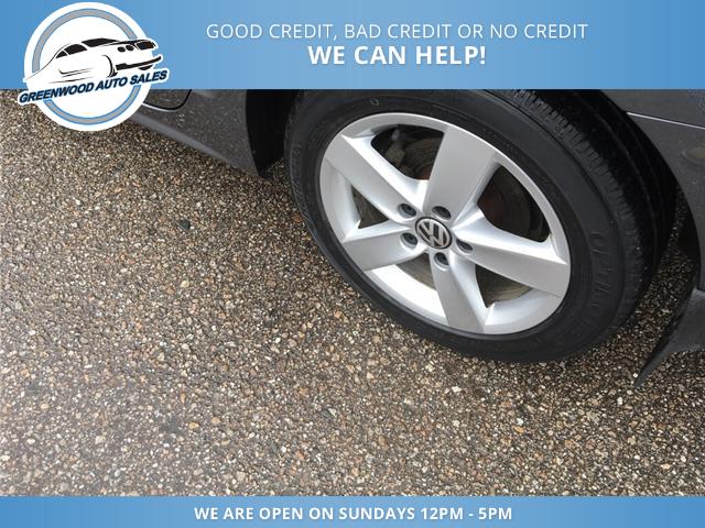 2013 Volkswagen Jetta 2.0 TDI Comfortline (Stk: 13-00434) in Greenwood - Image 9 of 18