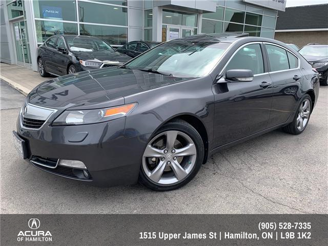 2013 Acura TL Base (Stk: 1313501) in Hamilton - Image 2 of 21