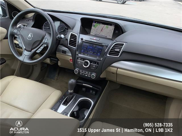 2017 Acura RDX Tech (Stk: 1713340) in Hamilton - Image 2 of 23