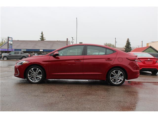 2017 Hyundai Elantra SE (Stk: P1634) in Regina - Image 2 of 18