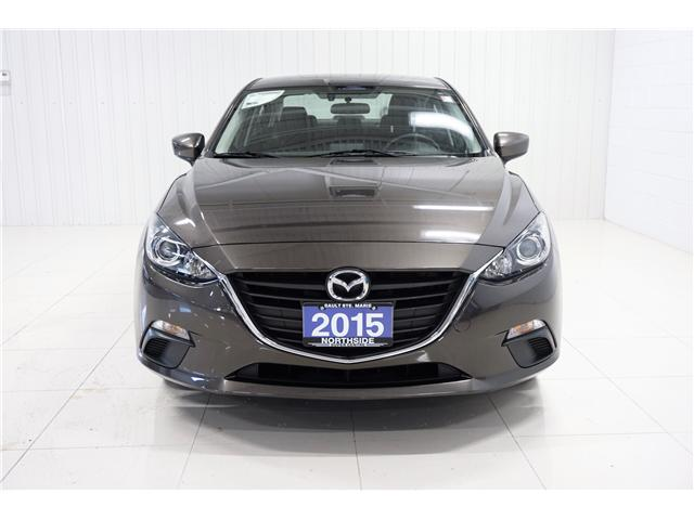 2015 Mazda Mazda3 GS (Stk: MP0535) in Sault Ste. Marie - Image 2 of 18