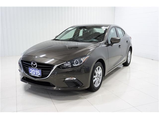 2015 Mazda Mazda3 GS (Stk: MP0535) in Sault Ste. Marie - Image 1 of 18
