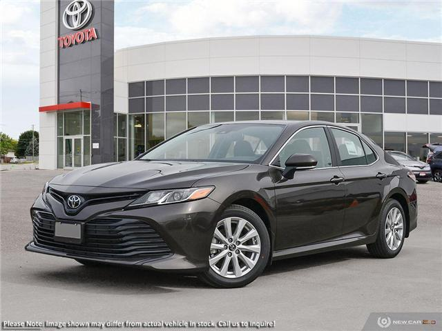 2019 Toyota Camry LE (Stk: 219422) in London - Image 1 of 24