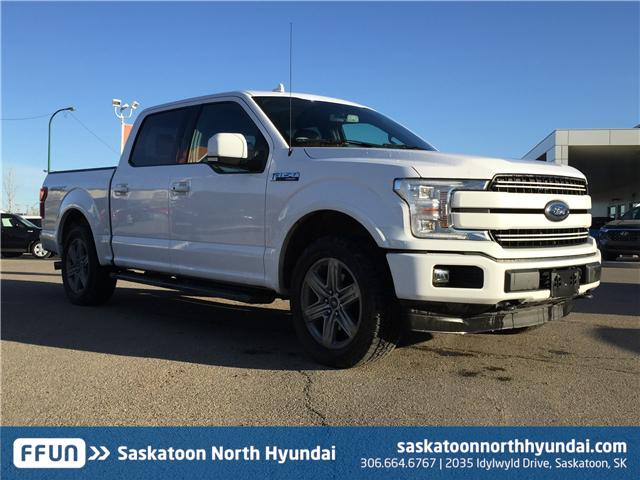 2018 Ford F-150 Lariat (Stk: B7286) in Saskatoon - Image 1 of 9