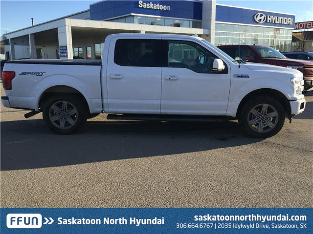 2018 Ford F-150 Lariat (Stk: B7286) in Saskatoon - Image 2 of 9