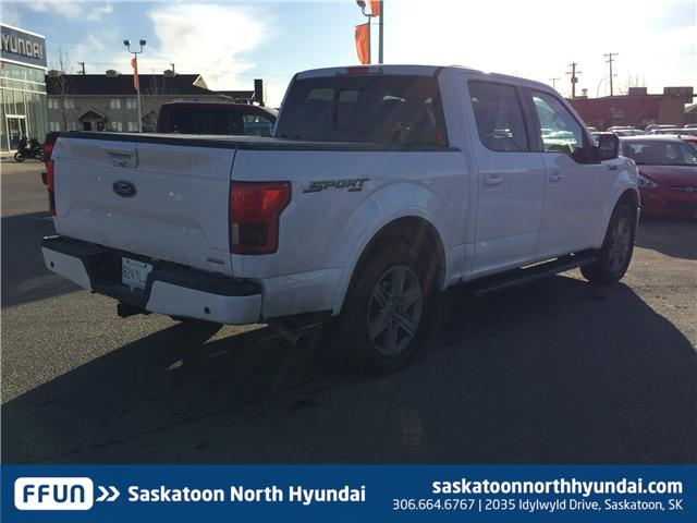2018 Ford F-150 Lariat (Stk: B7286) in Saskatoon - Image 3 of 9