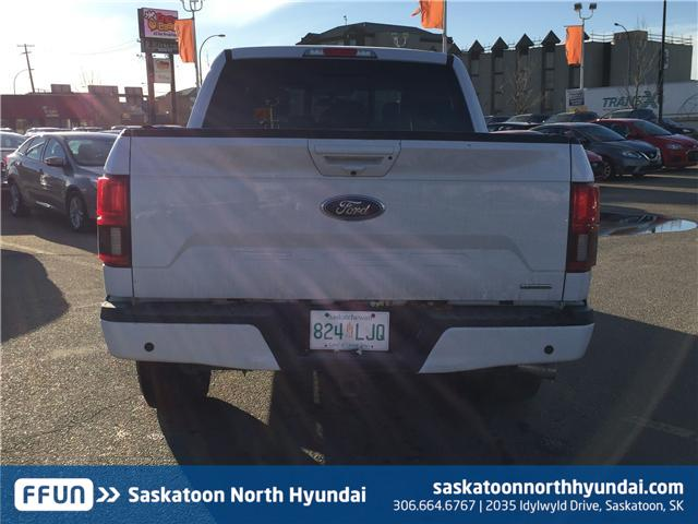 2018 Ford F-150 Lariat (Stk: B7286) in Saskatoon - Image 4 of 9