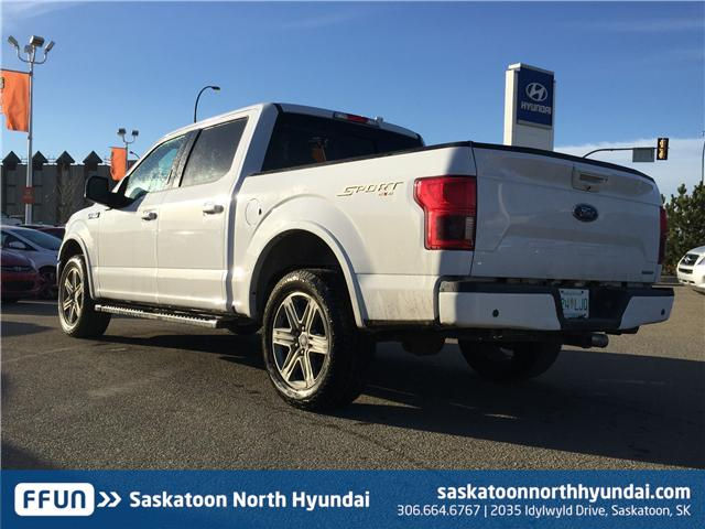 2018 Ford F-150 Lariat (Stk: B7286) in Saskatoon - Image 5 of 9