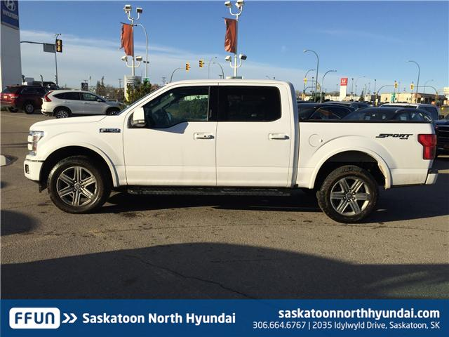 2018 Ford F-150 Lariat (Stk: B7286) in Saskatoon - Image 6 of 9