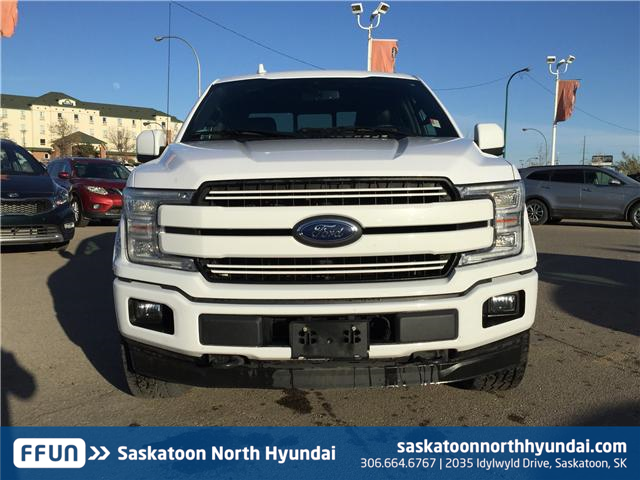 2018 Ford F-150 Lariat (Stk: B7286) in Saskatoon - Image 8 of 9