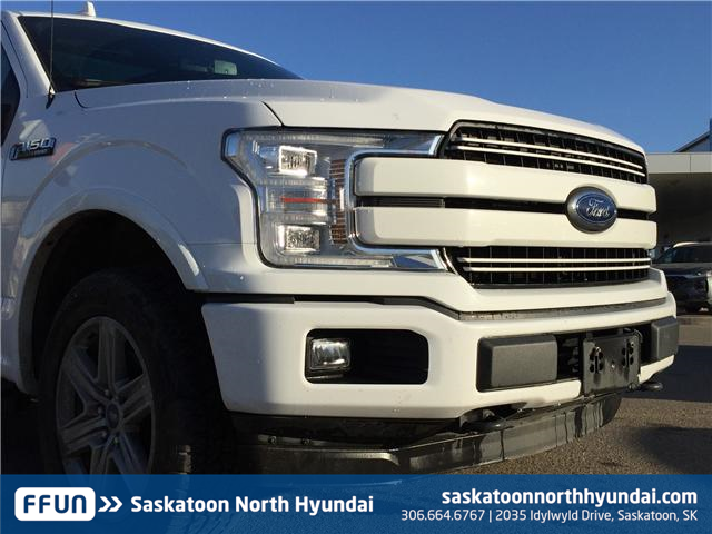 2018 Ford F-150 Lariat (Stk: B7286) in Saskatoon - Image 9 of 9