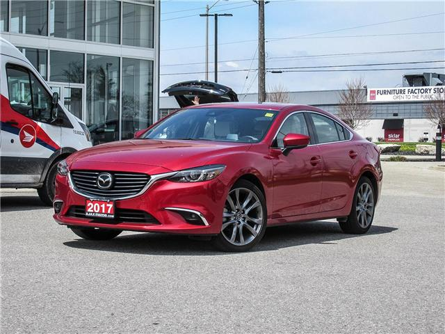 2017 Mazda MAZDA6 GT (Stk: P5041) in Ajax - Image 1 of 21