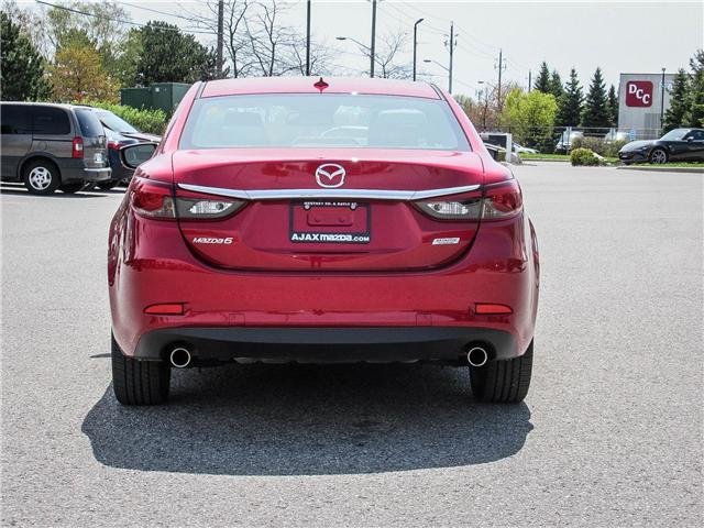 2017 Mazda MAZDA6 GT (Stk: P5041) in Ajax - Image 5 of 21