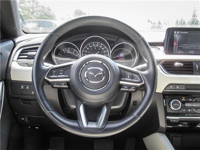 2017 Mazda MAZDA6 GT (Stk: P5041) in Ajax - Image 11 of 21