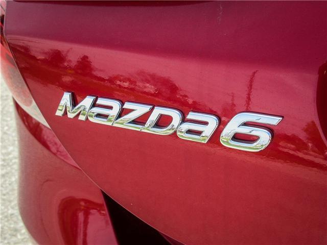 2017 Mazda MAZDA6 GT (Stk: P5041) in Ajax - Image 18 of 21