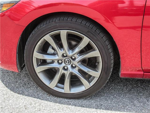 2017 Mazda MAZDA6 GT (Stk: P5041) in Ajax - Image 19 of 21