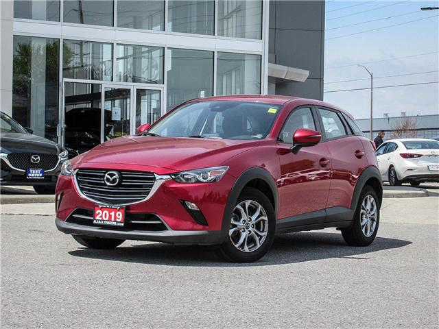 2019 Mazda CX-3 GS (Stk: P5059) in Ajax - Image 1 of 22