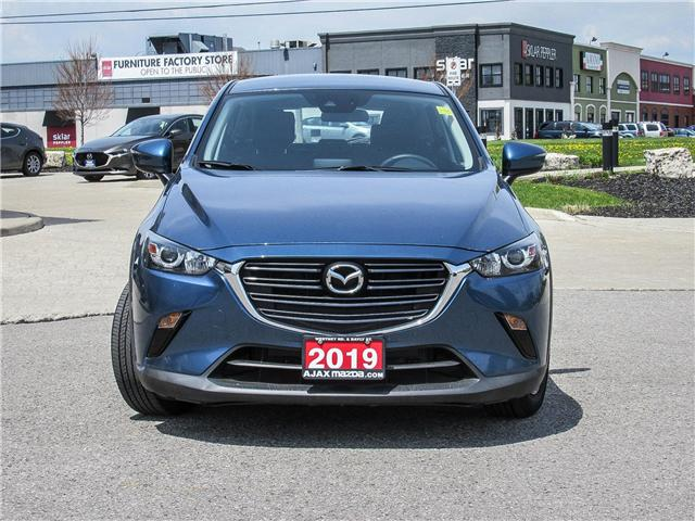 2019 Mazda CX-3 GS (Stk: P5060) in Ajax - Image 2 of 21