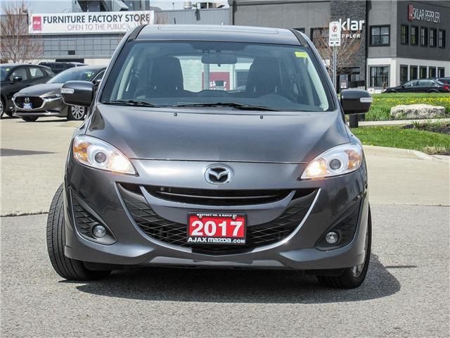 2017 Mazda Mazda5 GT (Stk: P5062) in Ajax - Image 2 of 22
