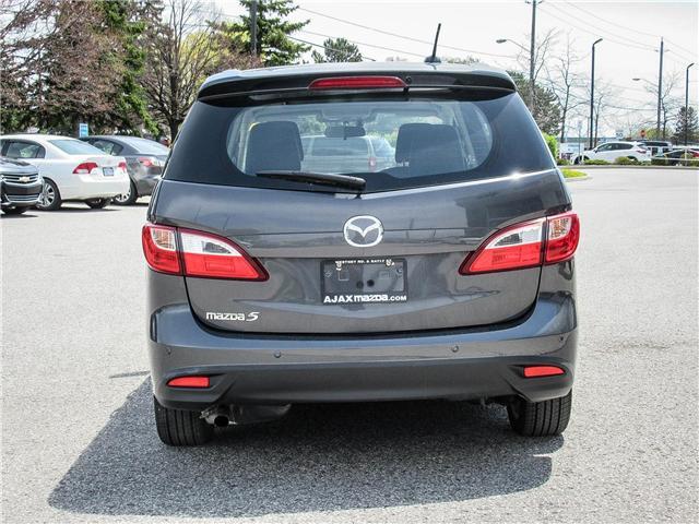 2017 Mazda Mazda5 GT (Stk: P5062) in Ajax - Image 6 of 22