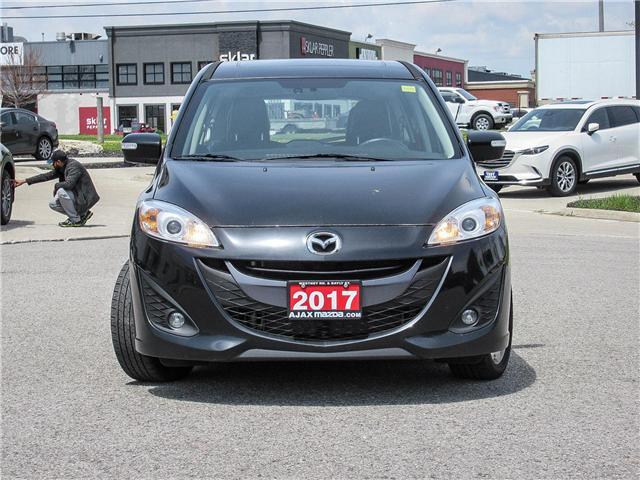 2017 Mazda Mazda5 GT (Stk: P5054) in Ajax - Image 2 of 21