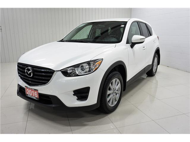 2016 Mazda CX-5 GX (Stk: MP0538) in Sault Ste. Marie - Image 1 of 20