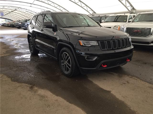 2017 Jeep Grand Cherokee Trailhawk (Stk: 175021) in AIRDRIE - Image 1 of 22