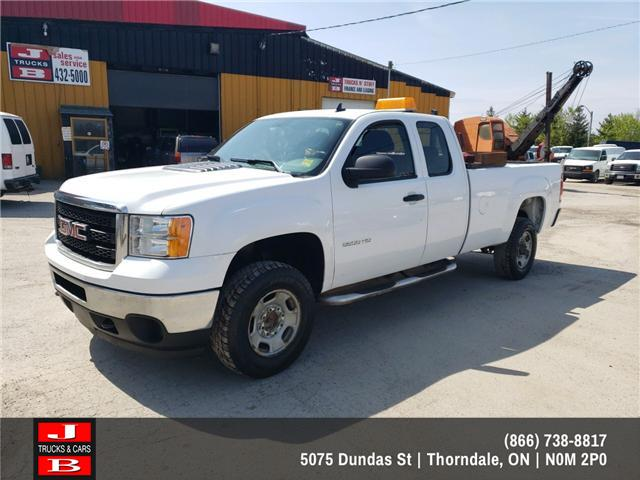 2013 GMC Sierra 2500HD WT (Stk: 5634) in Thordale - Image 1 of 6