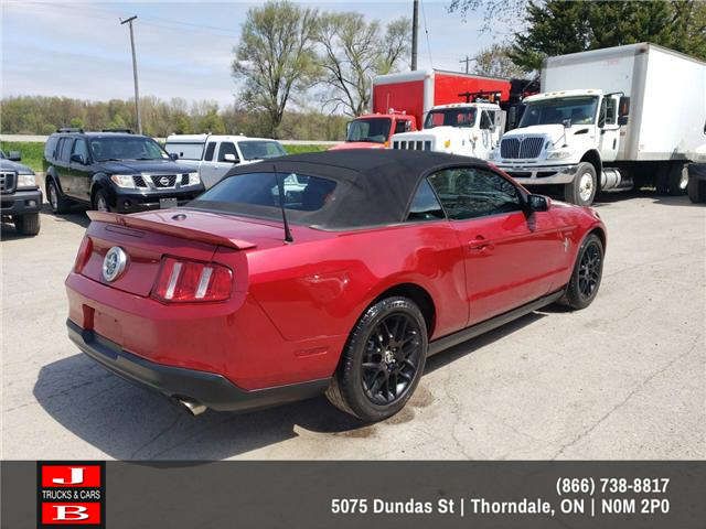 2012 Ford Mustang V6 Premium (Stk: 5686) in Thordale - Image 2 of 12
