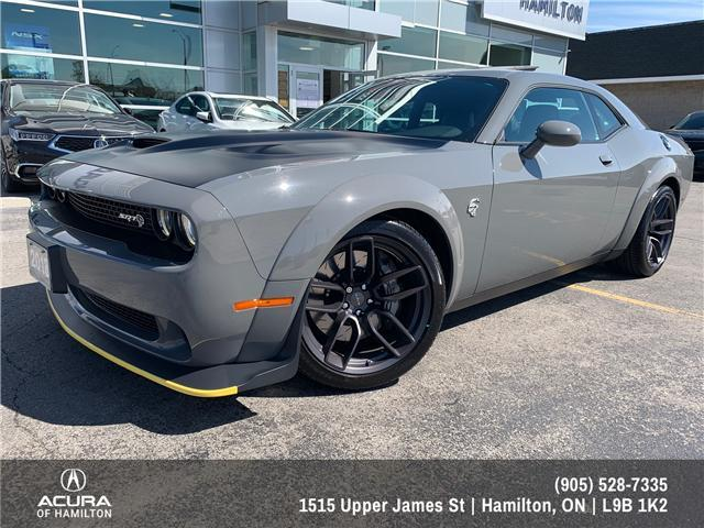 2018 Dodge Challenger SRT Hellcat (Stk: 1814110) in Hamilton - Image 2 of 36