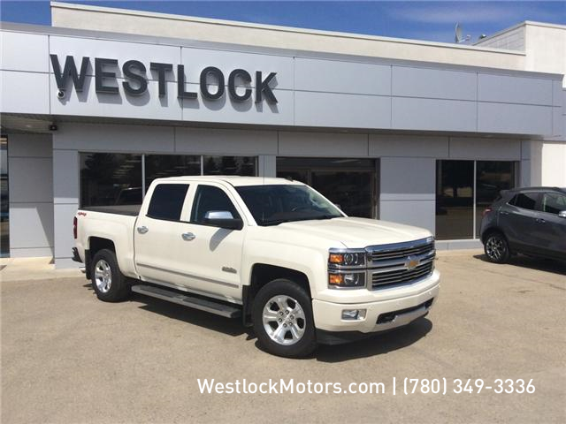 2014 Chevrolet Silverado 1500 High Country (Stk: 19T172A) in Westlock - Image 1 of 5